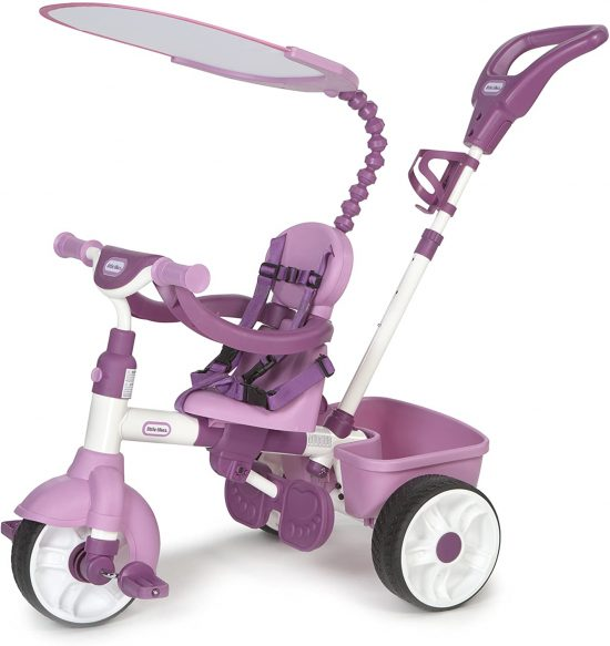 Little Tikes 4-in-1 Basic Edition Trike Review.