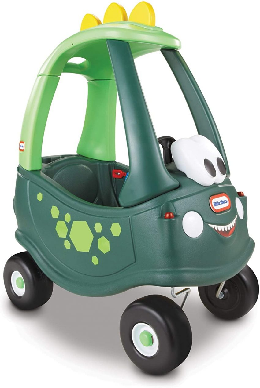 Little Tikes Cozy Coupe Dino Review.