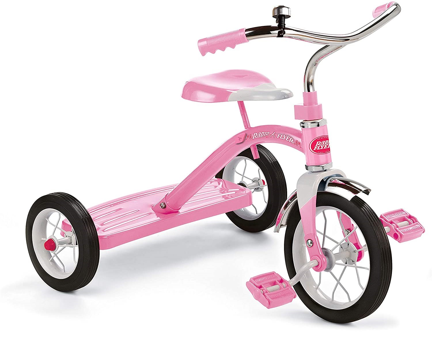 Radio Flyer Classic Pink Tricycle Review.