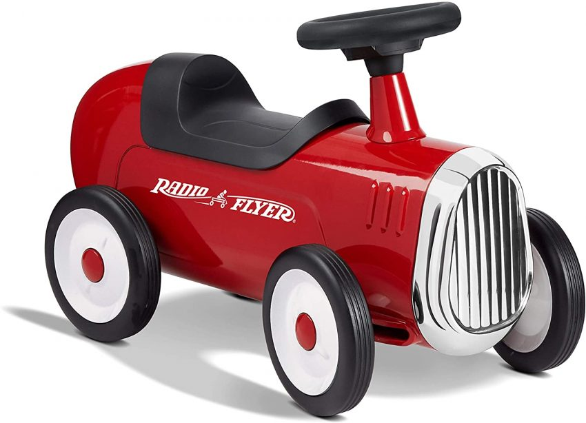 Radio Flyer Little Red Roadster Review.