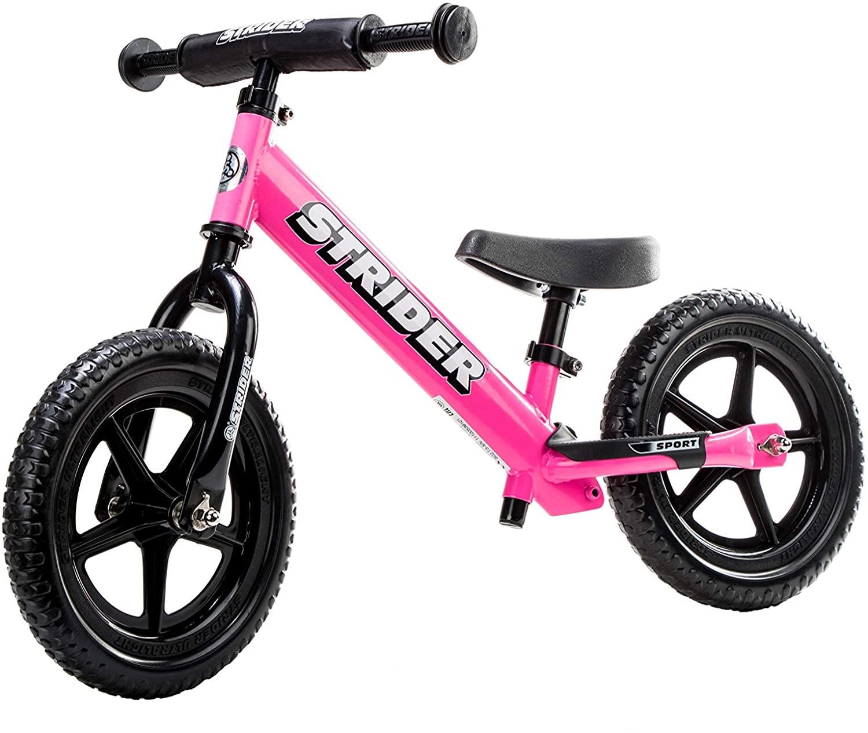 Strider - 12 Sport Balance Bike Review.