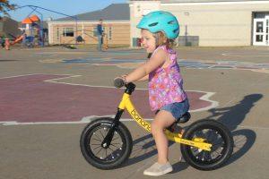 How does a balance bike work?